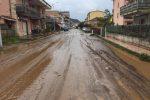 Pioggia e fiumi straripati, paura a Vibo Marina: fango sulle strade - Foto