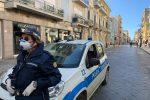 Inosservanza norma anticovid a Reggio, denunce e verbali