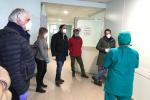 """Messina, Amata-Galluzzo nel presidio Covid: """"Raddoppio posti-letto si sta concretizzando"""""""