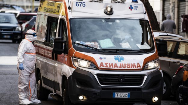 ambulanze, cosenza, multe, Cosenza, Calabria, Cronaca