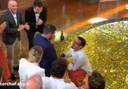 Antonio Lorenzon vince Masterchef 9 e fa la proposta di matrimonio al compagno E' l'art director veneto il vincitore della nona edizione del programma, ha sconfitto Marisa e Maria Teresa - Corriere Tv