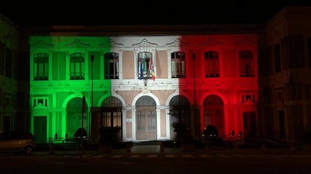 ateneo, coronavirus, tricolore, Messina, Sicilia, Cronaca