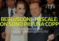 Berlusconi-Pascale, storia d'amore finita: la video-scheda La conferma dei due: «Tra noi rapporto d'affetto» - Ansa