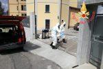 Residenza per anziani a Chiaravalle, consegnate 32 bombole di ossigeno