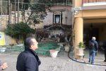 Castellaccio a Messina, oltre 5 milioni per il recupero: il sopralluogo di De Luca