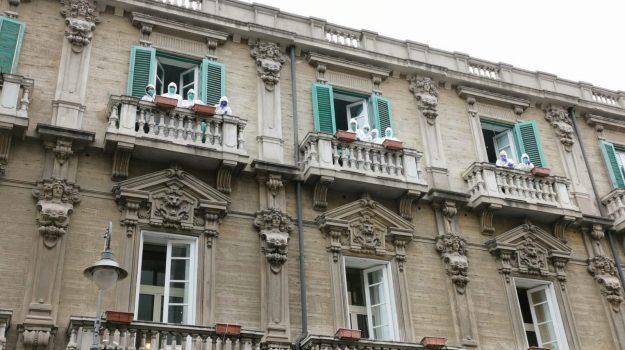"""La casa di cura """"Come d'incanto"""" di Messina"""