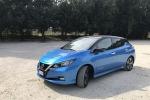 Con Nissan LEAF e+ una settimana senza ricaricare