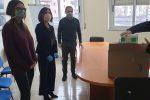 Cosenza, il Comune dona mille mascherine al reparto di rianimazione dell'Annunziata