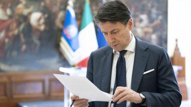 coronavirus, decreto, Giuseppe Conte, Sicilia, Politica