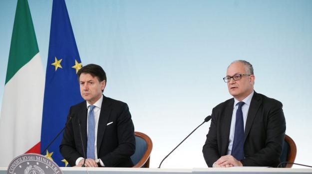 coronavirus, decreto rilancio, fase 2, reddito di emergenza, Roberto Gualtieri, Sicilia, Economia