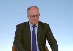 Coronavirus, Gualtieri: «Entro venerdì decreto per extradeficit» Il ministro dell'Economia in conferenza stampa post cdm - Ansa