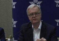 Coronavirus, Iata: «Perdite settore aereo tra 60 e oltre 100 miliardi» Un impatto maggiore rispetto a quello della Sars nel 2003 - Ansa