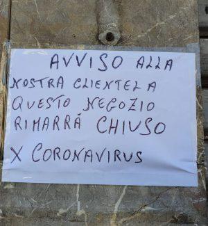 Piccoli negozi chiusi a Messina, l'Unione Nazionale Consumatori diffida De Luca