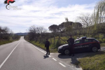 Tentano di rubare un'auto davanti un fondo agricolo a Cortale, tre arresti