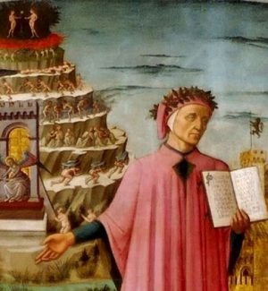 "Buon ""Dantedì"" a tutti noi italiani!"