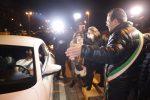 Esodo in Sicilia, De Luca al porto di Messina: non passa nessuno, mi possono arrestare
