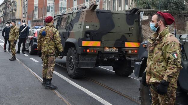 esercito, finanziaria regione siciliana, Sicilia, Politica