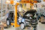 Ford sospende temporaneamente la produzione europea