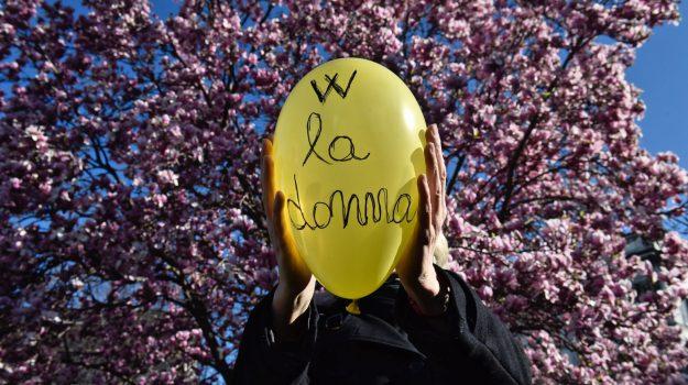 8 marzo, festa della donna, Sicilia, Cultura