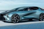 Goodyear e Lexus per plasmare futuro mobilità elettrica