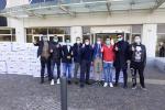 Associazione imprenditori cinesi dona 1600 tute protettive alla Regione Calabria