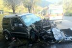 Incidente sulla Messina-Palermo, grave una donna: ricoverata al Policlinico - Foto