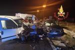 Incidente stradale sulla statale 106 a Sellia Marina, tre feriti