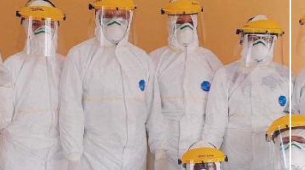 coronavirus, infermieri, jole fantozzi, Reggio, Calabria, Cronaca