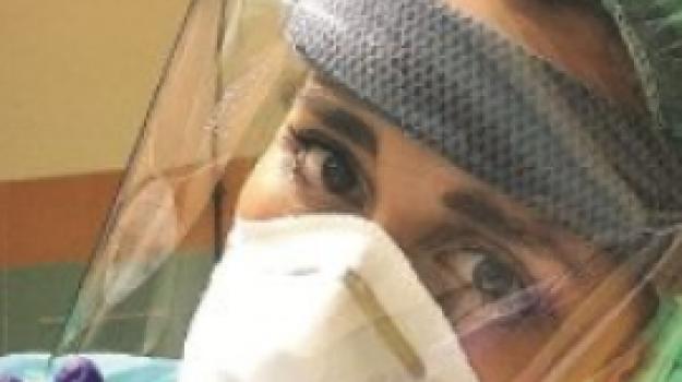 coronavirus, infermiera, Irene Nasone, Reggio, Calabria, Cronaca