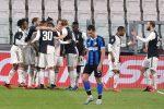 Il derby d'Italia è della Juventus, Inter ko e bianconeri primi
