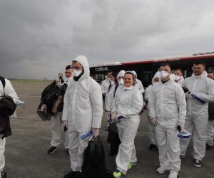 L'Albania invia un team di medici in Lombardia