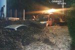 Nubifragio nel Vibonese, auto travolte dal fango: allagato anche lo stabilimento Callipo - Foto