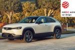 Mazda CX-30 e MX-30 vincono il premio di design Red Dot 2020