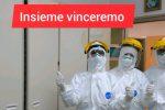 """Coronavirus a Reggio Calabria, il video di medici e infermieri del Gom: """"Insieme vinceremo"""""""
