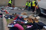 Rifiuti abbandonati a Messina, sospeso per tutto il mese il mercato delle pulci a Giostra