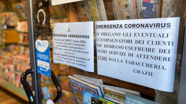 coronavirus, economia messina, Messina, Sicilia, Economia
