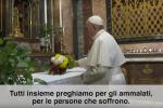 Preghiera speciale del Papa per sconfiggere il coronavirus: video
