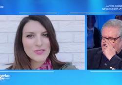 Pausini, Arbore, Carrà e tanti altri: i vip a sorpresa per Vincenzo Mollica, lui si emoziona Il giornalista ospite di Mara Venier durante «Domenica In» - Corriere Tv