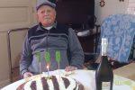 La guerra, l'alluvione e l'amore per la Juventus: a Messina i 100 anni di nonno Placido