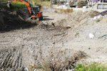 Potature, pulizia di torrenti e abusivismo: a Messina al lavoro gli operai del Comune - Foto