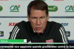 """Garcia del Lione: """"Contro la Juve non sappiamo se giocheremo a porte chiuse o fuori dall'Italia"""""""