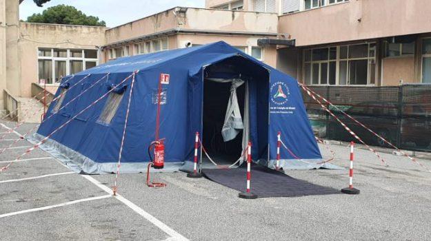 coronavirus, locri, polistena, terapia intensiva, Reggio, Calabria, Cronaca