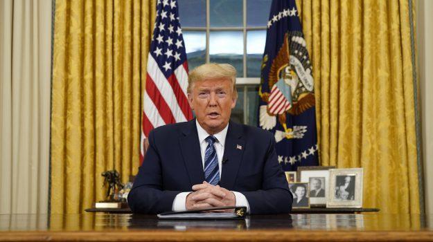 impeachment, usa, Donald Trump, Sicilia, Mondo