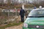 Martone, un villaggio abusivo in pieno bosco comunale: 7 denunce
