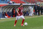 L'intervista al capitano del Cosenza, Angelo Corsi - Video