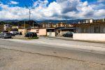 Screening nelle baracche a Messina, tamponi rapidi in auto al rione Taormina