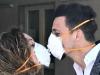 """Le 'strane' nozze dell'ex Acr Cocimano: """"Ho baciato la sposa con la mascherina"""""""