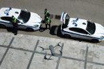 Reggio, i controlli non si fermano: il drone in azione nelle zone a rischio assembramenti