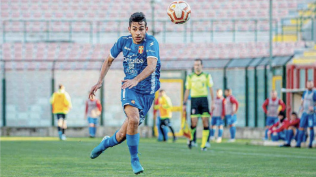 fc messina, serie d, Riccardo Correnti, Messina, Sicilia, Sport