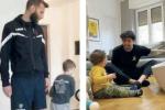 Cosenza, i giorni della quarantena tra giochi con i figli e animali domestici